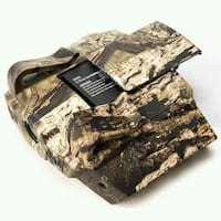 brown and black camouflage backpack Inman, 29349