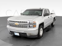 2014 Chevy Chevrolet Silverado 1500 Double Cab pickup LT Pickup 4D 6