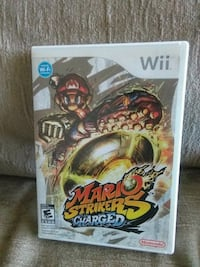 NINTENDO WII MARIO STRIKERS CHARGED VIDEO GAME Pickering, L1V 3V7