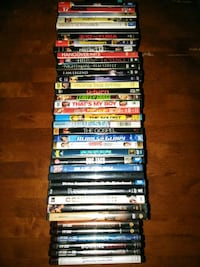 40 DVD's Mounds View, 55112