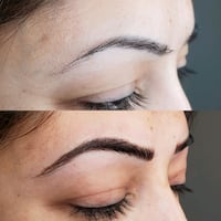 microblading eyebrows deal Surrey