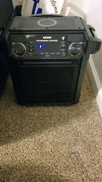 Bluetooth Speaker/Radio/Microphone Hanford, 93230
