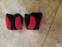 wrist weights 2 pound pair  Sarasota, 34238