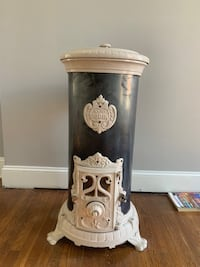 Godin cast iron stove WASHINGTON