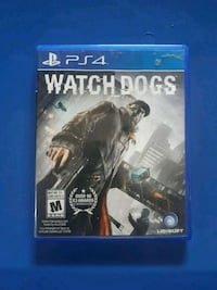 Watch Dogs PS4 game case Welland, L3B 3X5