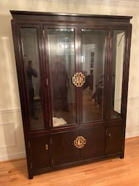 Century China Cabinet from Chin Hua line MCLEAN