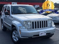 Jeep Liberty 2010 Manassas
