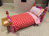Lalaloopsy bed toy Toronto, M3B 1W2