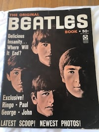 This is original Beatles Book. One owner great condition  PROVIDENCE