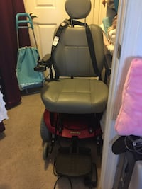 Hover around chair 40 km