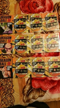 $35 for All 3 DBZ seasons 6 8 9 Vancouver
