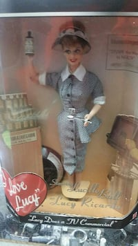 Lucille Ball (I love Lucy) Collectors Edition