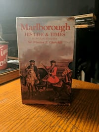 Marlborough: his life and times. by Winston Church Hornby, L0P 1E0