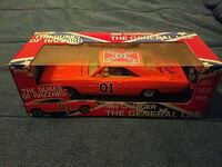 autographed  General Lee 1:25 scale Corpus Christi, 78414