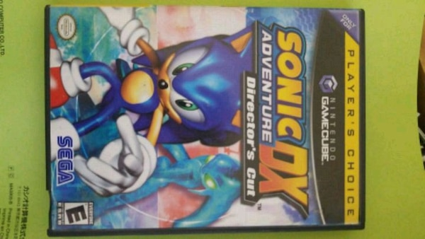 Used Sonic Adventure DX for sale in Reading - letgo