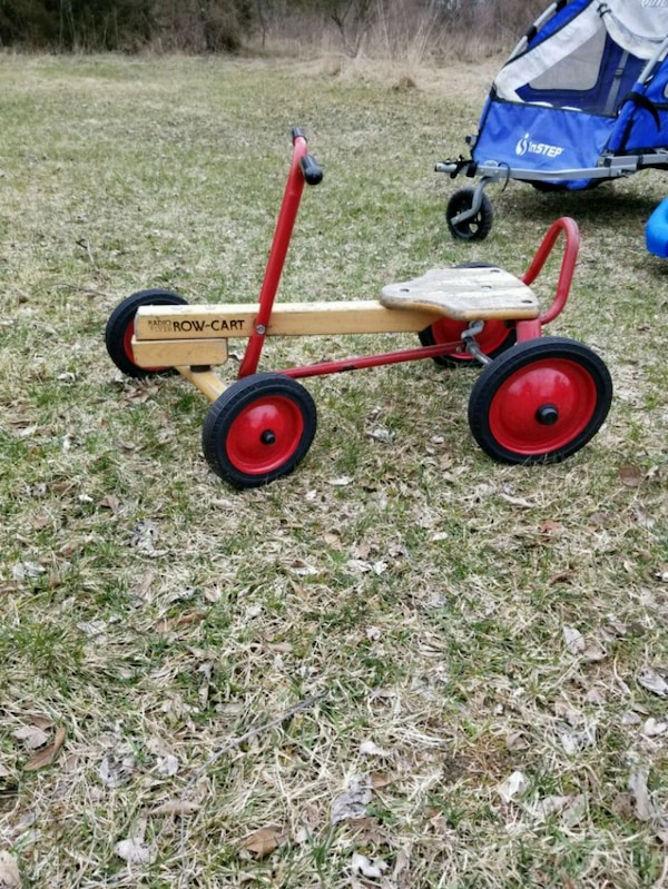 Used Radio Flyer Row Cart For Sale In Lowell Letgo