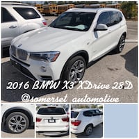BMW - X3 - 2016 Fort Myers