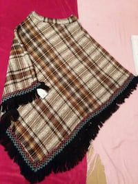 New plaid poncho!! Hickory, 28602