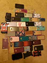 Phone cases. All android,  k30, Samsung j3 galaxy