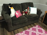 Sofa with full sized sleeper Lubbock, 79423