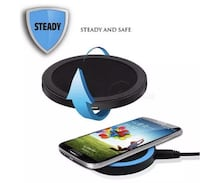 Brand New qi wireless charger-FREE SHIPPING OPTION