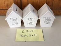 Rae Dunn Travel Fund Bank St Catharines, L2N 3S7