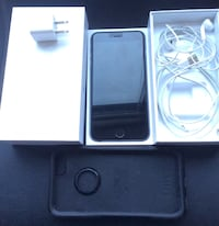 Space gray iPhone 6 Plus 128GB with box