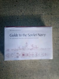 Book Guide to the soviet navy