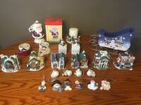 Lot of Christmas decorations  Holland, 49424