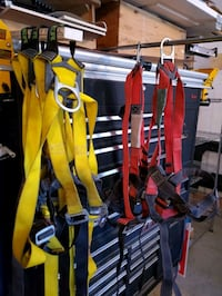 Fall protection harness and lanyards Calgary, T3H 2W1