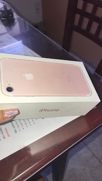 iphone 7 rose gold 256gb Montréal, H2X
