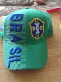 Brand new Brasil hat for hat Burlington, L7L