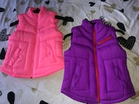 Arizona Zip Up Vest (pink and purple) Upper Marlboro, 20774