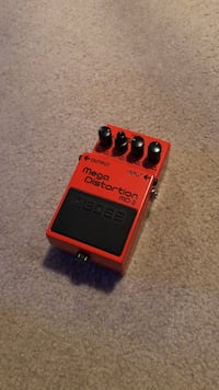 BOSS Mega Distortion MD-2 New Westminster, V3L 3L4