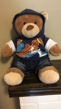 Build a bear.. Excellent condition.. $4each Brampton, L6S 2Z6