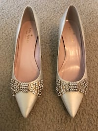 Katespade party shoes size 6 Herndon, 20170