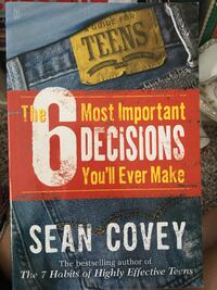 The 6 most important decisions you'll ever make book Parksville, V9P 2L8