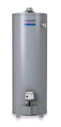 40 Gallon Gas Water Heater with Flame Guard Orlando, 32818