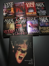 Anne Rice Collection - Interview with a Vampire