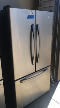 Amana french door stainless steel refrigerator  Concord, 94520