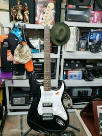Squier Affinity Bullet Strat Electric Guitar   Toronto, M6E 2J8