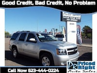 2011 Chevy Tahoe LT Sport Utility 4D *Easy Credit Approvals* PHOENIX