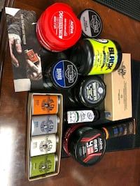 Assorted hair and beard products Ronkonkoma, 11779