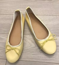 Yellow ballet shoes 7 Richmond, V6X 2A2