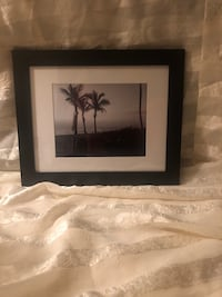 black wooden framed painting of trees Fort Lauderdale, 33334