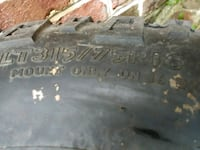 4 ford truck wheels and tires  Stafford, 22554