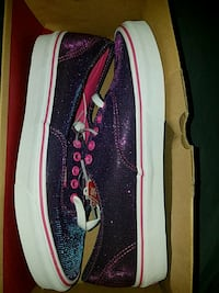 Vans sneakers women's 10.5 ans mens 9