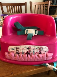 Minnie Mouse Booster Eating Seat Calgary, T2Z 4C4