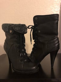 Leather Boots  Stockton, 95207