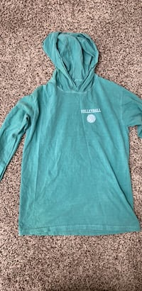 Comfort Colors Volleyball Long Sleeve Reston, 20191